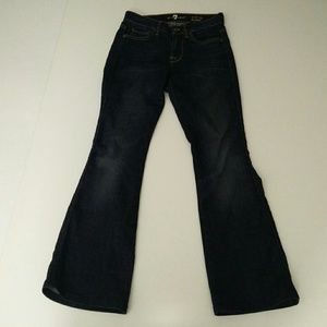 Anthropologie 7 FAM Jeans Size 25